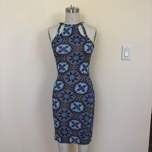 NWT Vibrant Midi Dress